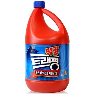 백광 트래펑 4L(1개)