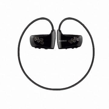 SONY Walkman NWZ-W260 Series NWZ-W262 블랙 2GB_이미지