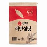 [매실청 준비] 큐원 하얀설탕 15kg