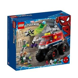레고 마블 스파이더맨: 스파이더맨의 몬스터 트럭 대 미스테리오 (76174) (정품)_이미지