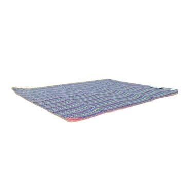 매트연구소  153 감성 캠핑용 온열매트 (2인용, 200x240cm, 더블)