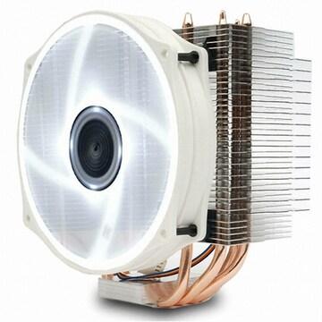 [인텔/AMD] 써모랩 TRINITY WHITE LED 저소음