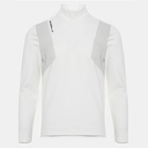 빈폴골프 기모 하이넥 티셔츠 BJ9941M460_이미지