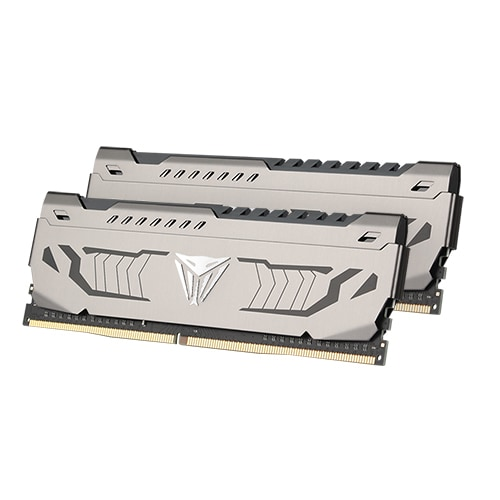 PATRIOT DDR4 16G PC4-28800 CL17 VIPER STEEL (8Gx2)_이미지