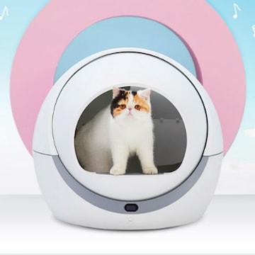디지탈클릭 Dicle 펫트리 고양이 자동화장실