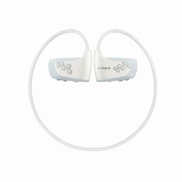 SONY Walkman NWZ-W260 Series NWZ-W262 화이트 2GB_이미지