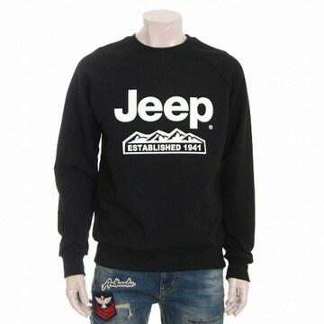제이엔지코리아 지프(JEEP) 남녀공용 그래픽 맨투맨 티셔츠 GK6TSU872