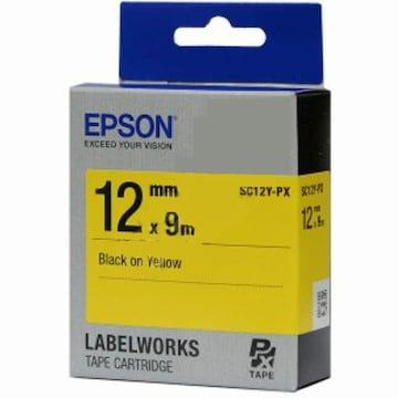 Epson  정품 PX-Tape SC12Y