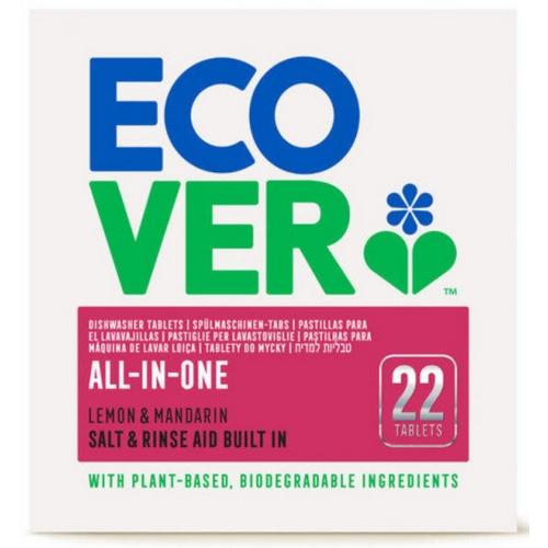 에코버 식기세척기세제 올인원 22개 440g(1개)