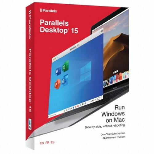 Parallels  Desktop 15 for Mac(처음사용자용)