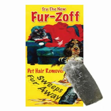 FUR-ZOFF 퍼좁 리필없는 털 청소기