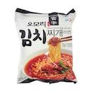 오모리 김치찌개 라면 160g