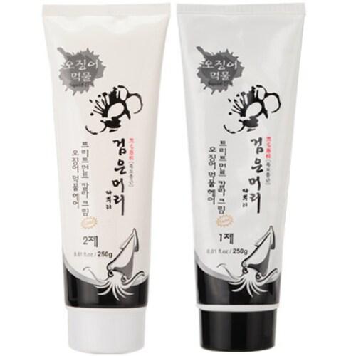 화인화장품  자연바람 검은머리 파뿌리 컬러크림 (1개)_이미지