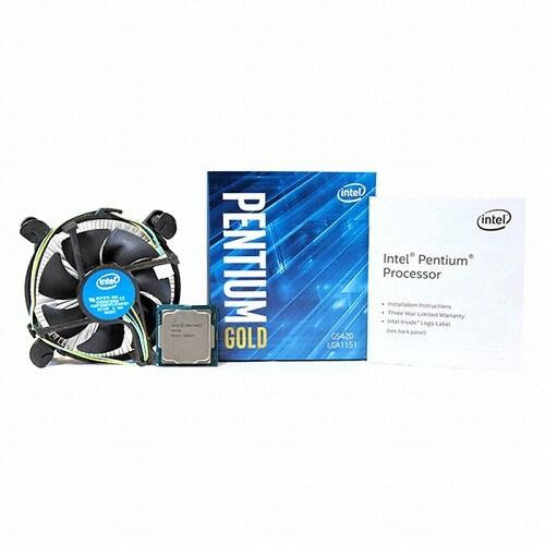 [CPU] 인텔 펜티엄 골드 G5420 (커피레이크-R)