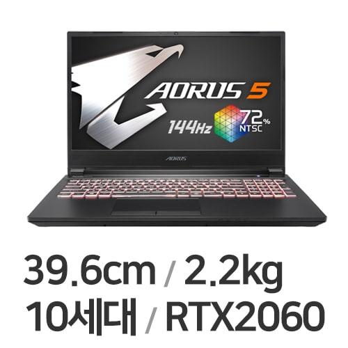 GIGABYTE AORUS 5 KB i7 WIN10 (SSD 512GB)_이미지