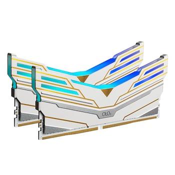 OLOy DDR4-3200 CL14 WarHawk PLATINUM SE RGB White 패키지 (16GB(8Gx2))