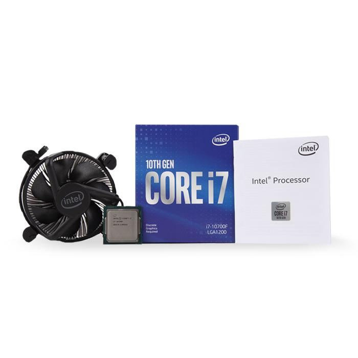 인텔 코어i7-10세대 10700F (코멧레이크S)(정품)