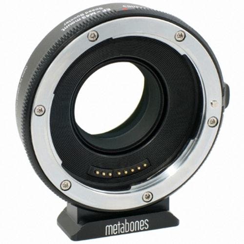 Metabones Speed Booster 캐논EF-마이크로포서드 렌즈변환어댑터 (정품)_이미지