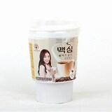 동서식품 맥심 화이트골드 커피믹스 컵 17.7g  (4개)
