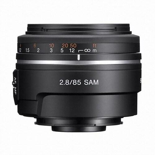 SONY 알파 85mm F2.8 SAM (중고품)_이미지