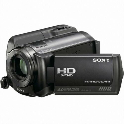 SONY HandyCam HDR-XR100 (병행수입)_이미지