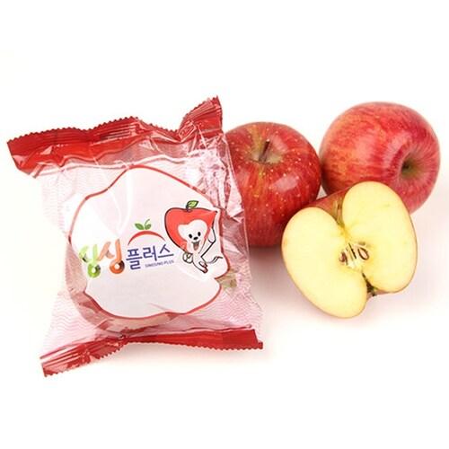 싱싱플러스 세척사과 가정용 흠과 19~26개(과)내외 4kg (1개)_이미지