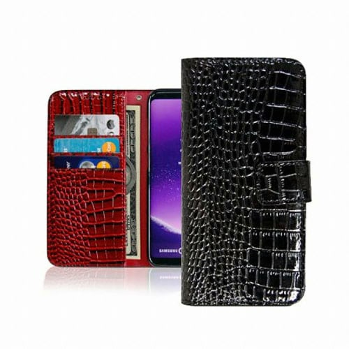 엘엠에이치  LG G6 크렉스 다이어리 가죽 케이스_이미지