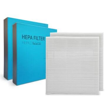 파인디지털 파인드라이브 자동차 에어컨 헤파 필터 FF100 TYPE-2