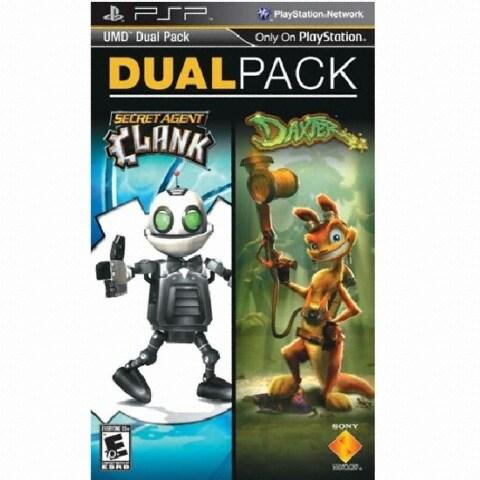시크릿 에이전트 클랭크 + 덱스터 : 듀얼팩 PSP 병행수입_이미지