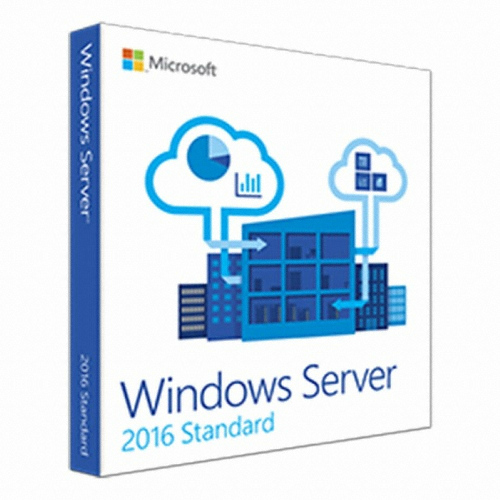 Microsoft Windows Server 2016 Standard (5CAL 16코어 DSP 64bit 한글)