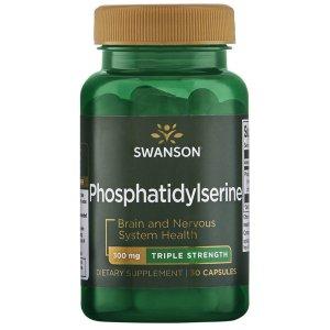 스완슨 포스파티딜세린 300mg 30캡슐 (해외)(1개)