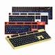 CJ ENM OGN-K330G GENESIS ED 엔투스 CJ광축 게이밍 (블랙)