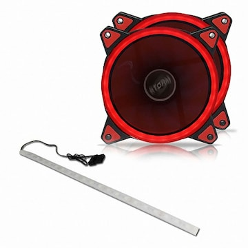 AONE DOUBLE RING FAN 120 KIT