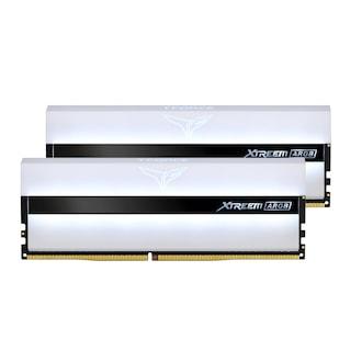 TeamGroup T-Force DDR4-4000 CL18 XTREEM ARGB 화이트 패키지 (16GB(8Gx2))_이미지