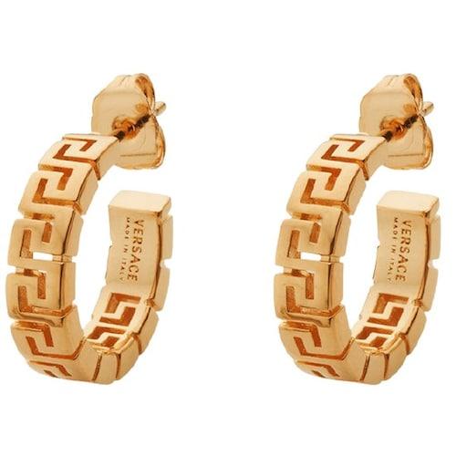 베르사체 Greca Hoop Earrings DG28199 DJMT D00H_이미지