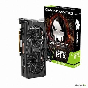 GAINWARD 지포스 RTX 2060 SUPER 고스트 D6 8GB