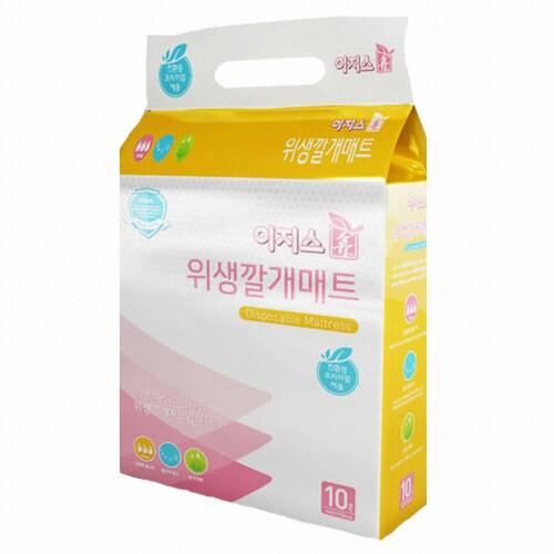 이지스 휴 위생깔개매트 10개 (5팩(50개))_이미지