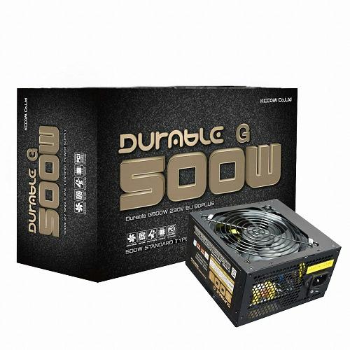 케이씨컴 Durable G500W 230V EU 80PLUS