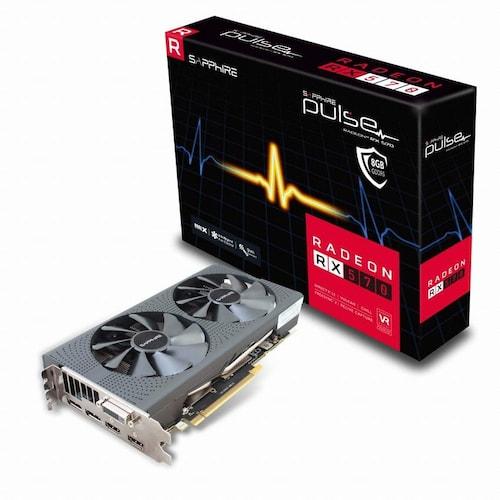 SAPPHIRE  라데온 RX 570 PULSE OC D5 8GB Dual-X_이미지