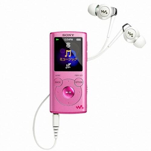 SONY Walkman NWZ-E050 Series NWZ-E052 2GB_이미지