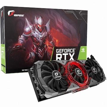 COLORFUL iGAME 지포스 RTX 2080 Ti Advanced OC D6 11GB