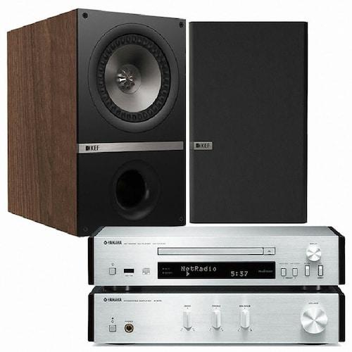 야마하 A-670 + CD-NT670 + KEF Q300_이미지