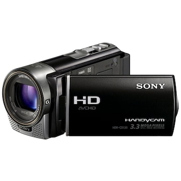 SONY HandyCam HDR-CX130 (16GB 패키지)_이미지