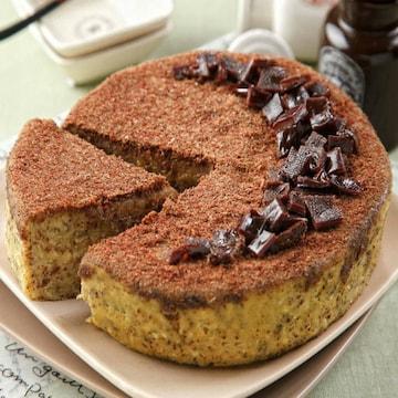 힐링펫 소간칩초코 케이크