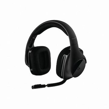 로지텍 G533 Wireless DTS 7.1 서라운드 게이밍 헤드셋 (정품)