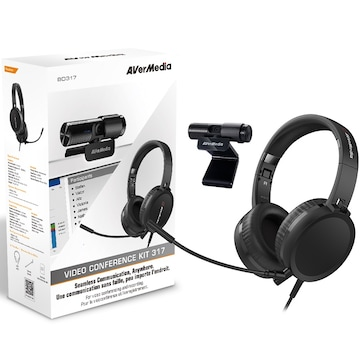 AVerMedia Video Conference Kit 317