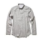코오롱인더스트리 커스텀멜로우 face motive pattern shirts CWSAA17535GYX_이미지
