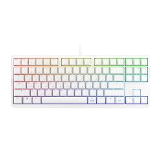 CHERRY G80-3000S RGB TKL (화이트, 저소음 적축)_이미지