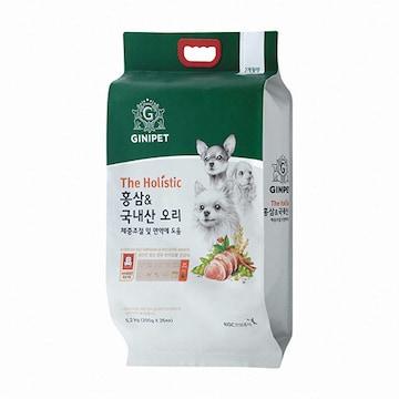 한국인삼공사 지니펫 더 홀리스틱 홍삼&국내산 오리(5.2kg)