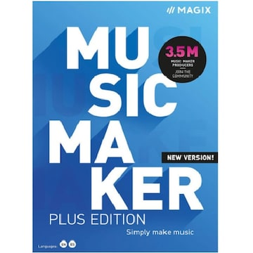 MAGIX Music Maker 2021 Plus (ESD)_이미지